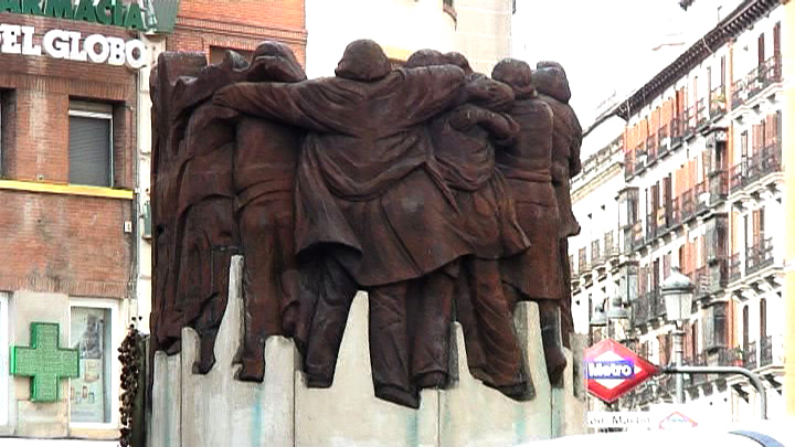 Monument to the Lawyers of Atocha